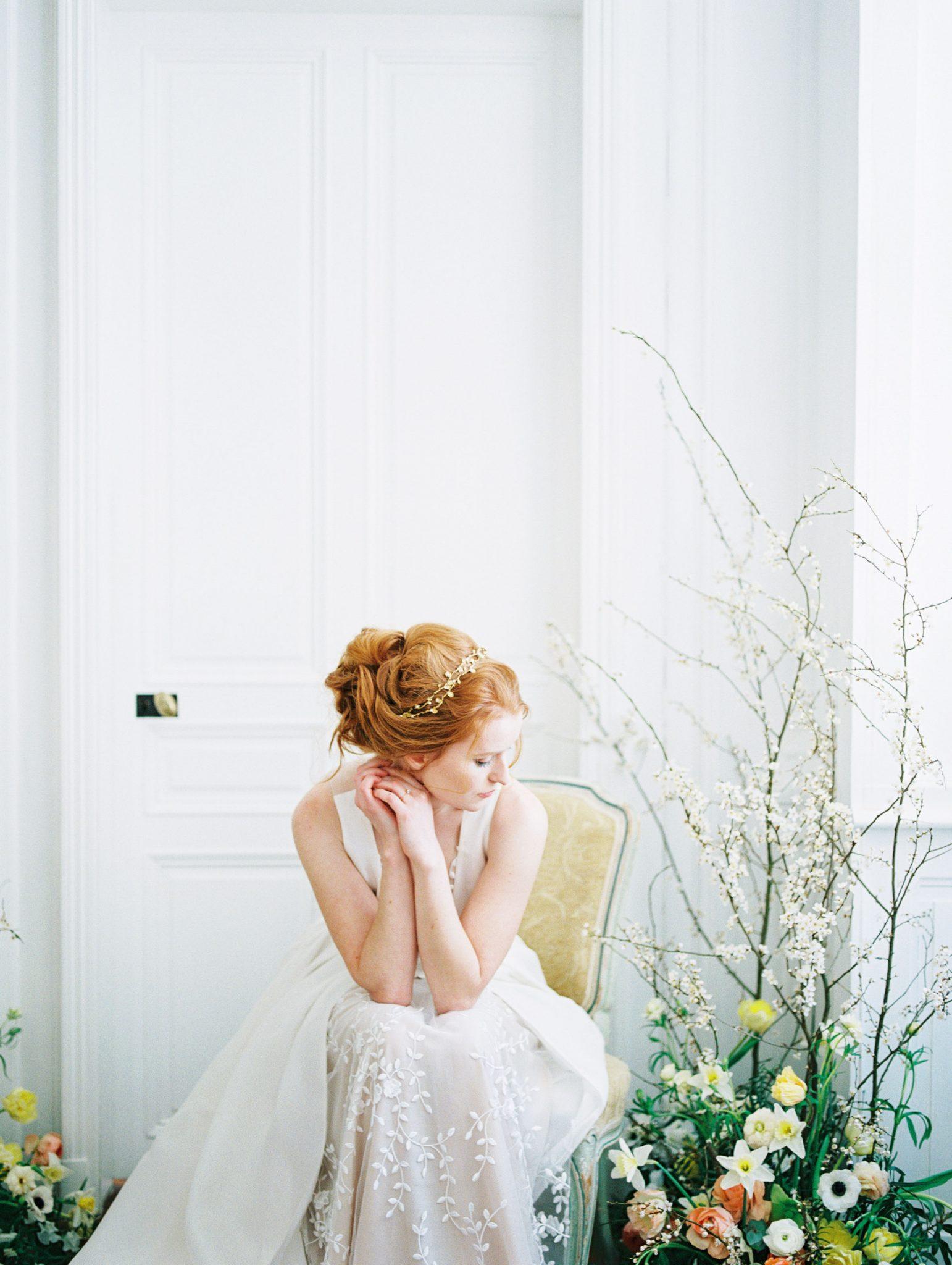 Jaune Pivoine - Fleuriste de mariage - Lyon et Rhone Alpes